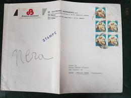(32257) STORIA POSTALE ITALIA 1984 - 6. 1946-.. Repubblica