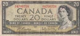 20 Dollars - Canada