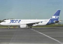 Joon Airlines Airbus A320-200  F-GKXT At Lisbona - 1946-....: Era Moderna