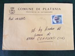 (32277) STORIA POSTALE ITALIA 1984 - 6. 1946-.. Repubblica