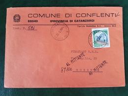 (32279) STORIA POSTALE ITALIA 1984 - 6. 1946-.. Repubblica