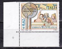 Repubblica Italiana, 2002 - Giornata Della Filatelia - MNH** Nr.2700 - 2001-10:  Nuovi