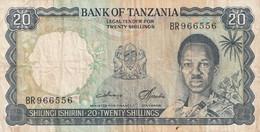 20 Schilling - Tanzania