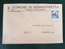 (32283) STORIA POSTALE ITALIA 1984 - 6. 1946-.. Repubblica