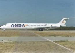 Anda Air MD-80  UR-CPB At AYT - 1946-....: Era Moderna
