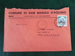 (32284) STORIA POSTALE ITALIA 1984 - 6. 1946-.. Repubblica