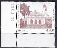 Repubblica Italiana, 2002 - Santa Maria Delle Grazie - MNH** Nr.2654 - 2001-10:  Nuovi