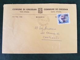 (32287) STORIA POSTALE ITALIA 1984 - 6. 1946-.. Repubblica