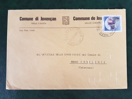 (32288) STORIA POSTALE ITALIA 1984 - 6. 1946-.. Repubblica