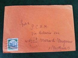 (32291) STORIA POSTALE ITALIA 1984 - 6. 1946-.. Repubblica