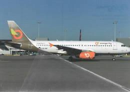 Orange 2 A320-200  SX-SOF At Amsterdam - 1946-....: Era Moderna