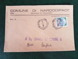 (32293) STORIA POSTALE ITALIA 1984 - 6. 1946-.. Repubblica