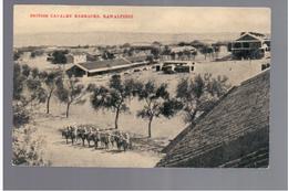 PAKISTAN Rawalpindi British Cavalry Barracks Ca 1920 OLD POSTCARD - Pakistan