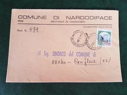 (32294) STORIA POSTALE ITALIA 1984 - 6. 1946-.. Repubblica