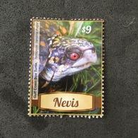 NEVIS. TURTLE. MNH D1403B - Turtles