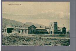 PAKISTAN Rawalpindi Staff College Ca 1920 OLD POSTCARD - Pakistan