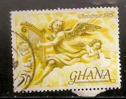 GHANA      OBLITERE - Ghana (1957-...)