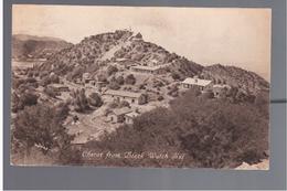 PAKISTAN Cherat From Black Watch Hill Ca 1920 OLD POSTCARD - Pakistan