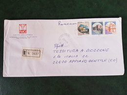 (32302) STORIA POSTALE ITALIA 1984 - 6. 1946-.. Repubblica
