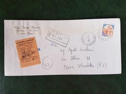 (32306) STORIA POSTALE ITALIA 1984 - 6. 1946-.. Repubblica