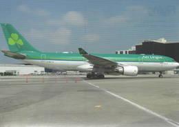 Aer Lingus A330-200  EI-DUO At Los Angeles, Usa - 1946-....: Era Moderna