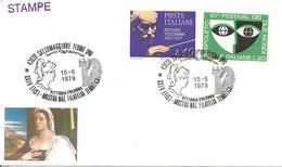 ITALIA - 1979 SALSOMAGGIORE TERME (PR) Omaggio A VITTORIA COLONNA Scrittrice - Scrittori