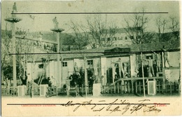 TRIESTE  K.u.K. INFANTERIE CADETTENSCHULE  Turnhalle  Triest 1899 - Trieste