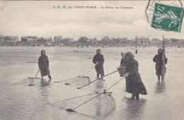 Pas-de-Calais - Paris-Plage - La Pêche Aux Crevettes - Autres Communes