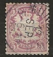 Bavière Yvert N° 48 - Bavière