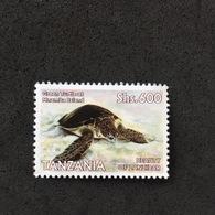 TANZANIA. TURTLE. MNH D1409C - Turtles