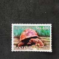 TANZANIA. TURTLE. MNH D1409D - Turtles