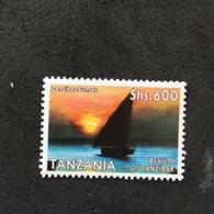 TANZANIA. SHIP. MNH D1409G - Barcos