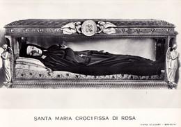 SANTA MARIA CROCIFISSA DI ROSA - F/G - N/V - Santi