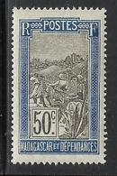 MADAGASCAR 1922 YT 138** - Madagascar (1889-1960)