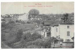 Rabastens Quartier Des Pestiférés - Rabastens