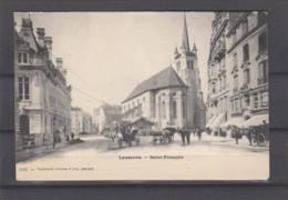 Lausanne - St Francois - VD Vaud