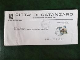 (32313) STORIA POSTALE ITALIA 1984 - 6. 1946-.. Repubblica