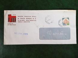(32314) STORIA POSTALE ITALIA 1984 - 6. 1946-.. Repubblica