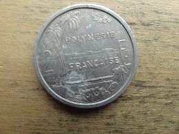 Polynesie  Francaise 2  Francs  1983  Km 10 - French Polynesia