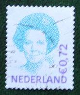 Beatrix 0,72 Euro NVPH 2245 (Mi 2190) 2004 Gestempeld / Used NEDERLAND / NIEDERLANDE / NETHERLANDS - Periodo 1980 - ... (Beatrix)
