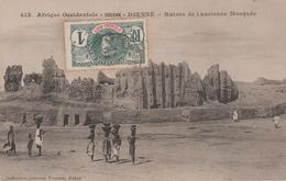 DJENNE RUINES DE L'ANCIENNE MOSQUEE - Soudan