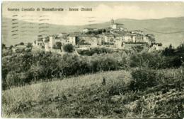 MONTEFIORALLE  GREVE IN CHIANTI  FIRENZE  Storico Castello Di Montefiralle - Firenze