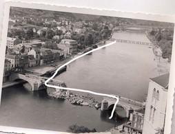 12. Juin 1940. Pont Détruit En France (Loire?) - 1939-45