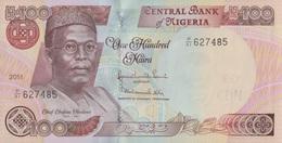 Nigeria / 100 Naira / 2011 / P-28(k) / UNC - Nigeria