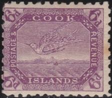Cook Islands    .   SG  .    18   .   *     .     Mint-hinged       .   /    .   Ongebruikt - Cookeilanden