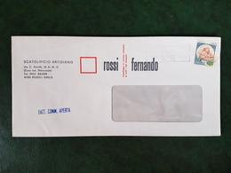 (32327) STORIA POSTALE ITALIA 1984 - 6. 1946-.. Repubblica