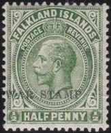 Falkland Islands   .   SG  .   70a    .   *     .     Mint-hinged       .   /    .   Ongebruikt - Falklandeilanden