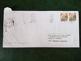 (32329) STORIA POSTALE ITALIA 1984 - 6. 1946-.. Repubblica