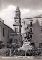 ALTAMURA (BA) - Monumento Ai Martiri - F/G - V: 1962 - Altamura