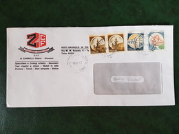 (32331) STORIA POSTALE ITALIA 1984 - 6. 1946-.. Repubblica